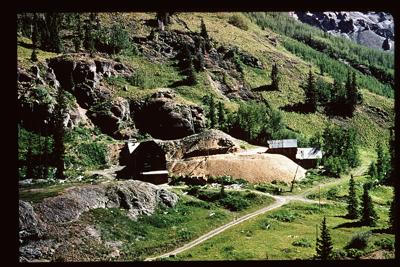 Photographs Of Historical Mining Operations In Colorado And Utah Interactive Map