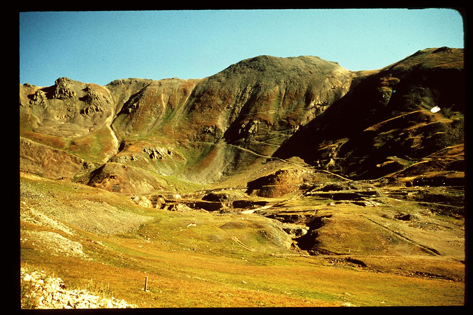 Sunnyside Mine 487